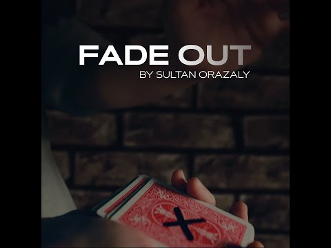 Fade Out by Sultan Orazaly and SansMinds