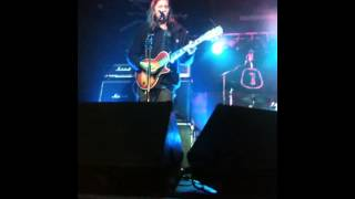 Evan Dando 'All My Life' / 'Why do you do this to yourself' Live 2012