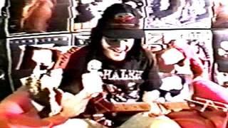 The TV Show intro - Far Too Jones 3-22-99