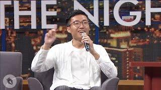 【博恩夜夜秀】黃大謙其實政治超級不正確?