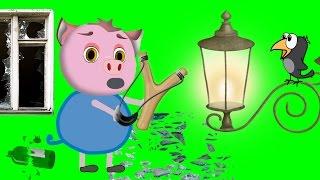 Разбил стекло - новые серии мультфильма для детей