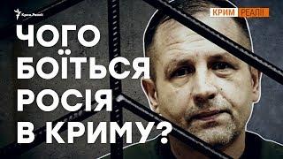 «Я на своїй землі, а ви — окупанти»   Крим.Реалії