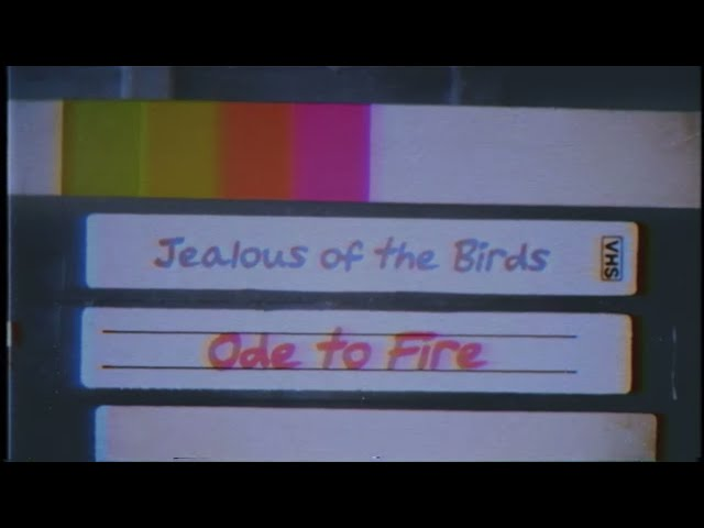 Ode To Fire (Lyric) - Jealous Of The Birds