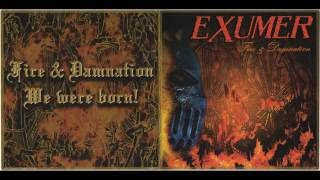 Exumer - Fire & Damnation [Full Album]