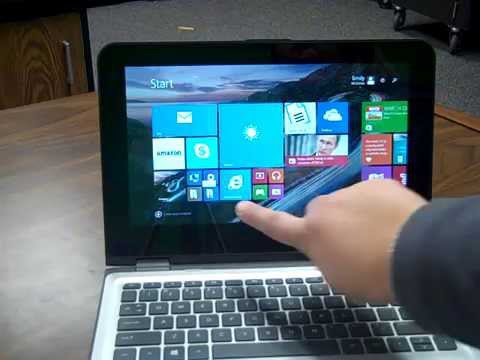 Training video   how to record a video using hp laptop