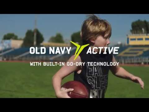 Old Navy Commercial for Old Navy Active (2015) (Television Commercial)
