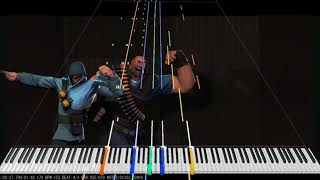 tf2 kazotsky kick music piano - TH-Clip