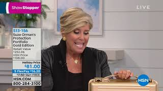 HSN | Suze Orman Financial Solutions for You 11.03.2018 - 09 AM