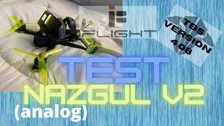 FPV - Above the trees (Nazgul5 V2 TBS) -- HD