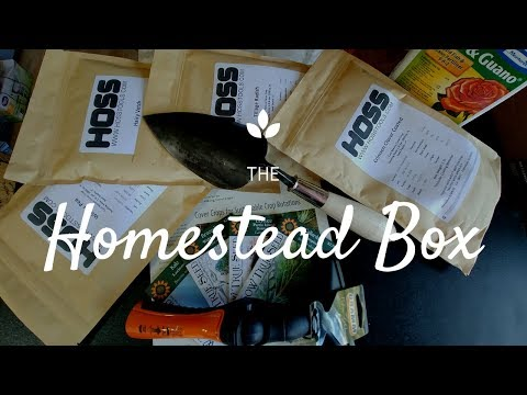 Fall Gardening with The Homestead Box