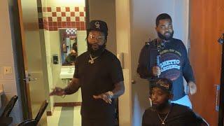 Behind The Scenes in Jacksonville #GhettoLegendsComedyTour