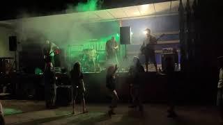 Video Pyromann - Drogy - Live @ Český Krumlov 14.8.2021