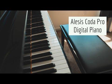 Alesis Coda Pro 88-Key Digital Piano Review