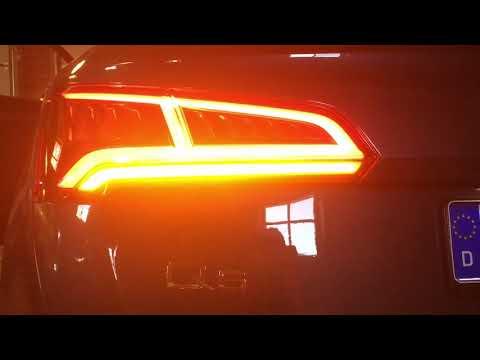 Audi dynamisches Blinklicht | Q5 FY | dynamischer Blinker