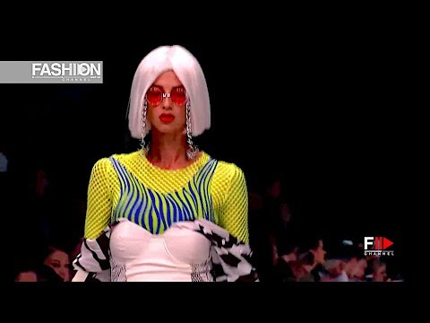 DOKUCHAEVA Spring Summer 2019 MBFW Moscow - Fashion Channel