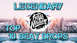 These Trap Nation Beat Drops are LEGENDARY!! Killer Confidence