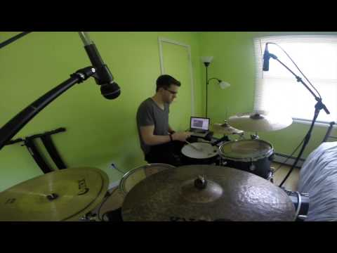 Coldplay & Cat Power - Wish I Was Here (Drum Cover) Andrew Weber