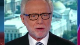 Wolf Blitzer Going For Hipster Style?