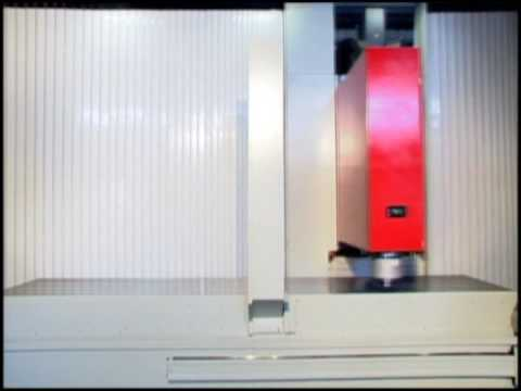 Travelling Column Vertical Machining Centres