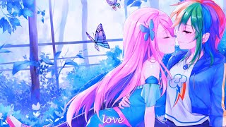 Nightcore   Blame It On The Love (Charli XCX Feat. Lizzo)   (Lyrics)