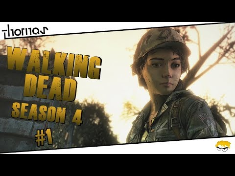 The Walking Dead 4 - |#01| - Konec začíná! | Český Let's Play | Částečný překlad