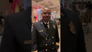 Chief of Fire Pasadena