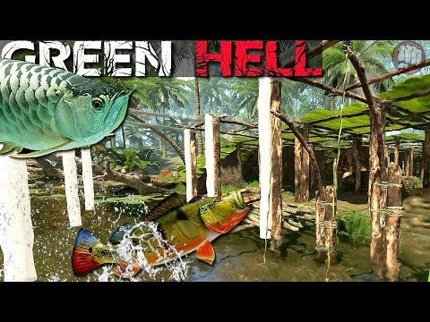 Nice Catch | Green Hell Gameplay | S4 EP33