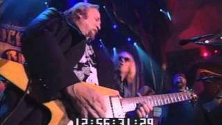 "Crosby, Stills and Nash with Tom Petty Perform ""For What It's Worth"" in 1997"