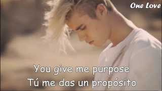 Justin Bieber Purpose (Ingles-Español)