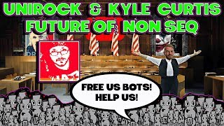 Kyle Curtis Joins Us to Talk Non Seq Future, GOFUNDME, Without A Crystal Ball Threatened again