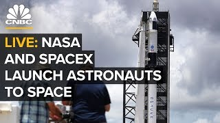 WATCH LIVE: SpaceX launches NASA astronauts to space for the first time — 5/30/2020