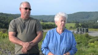 One Susquehanna County Dairy Farm Family's Marcellus Shale Experience