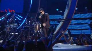 Justin Timberlake - Got To Give It Up - live   Fashion Rocks 2008  Sep