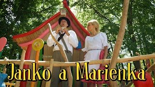 Smejko a Tanculienka - Janko a Marienka /Baba Jaga/ rozprávka