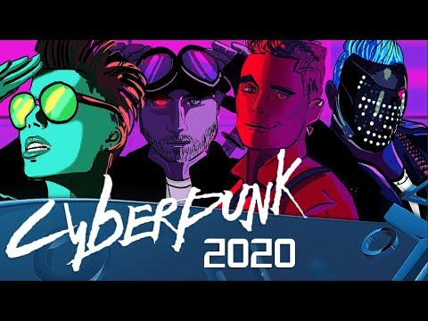 Cyberpunk 2020 – Introducing Our New Tabletop Let's Play Series!