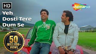 Yeh Dosti Tere Dum Se | Dosti Songs | Akshay Kumar | Bobby Deol | Udit Narayan | Filmigaane