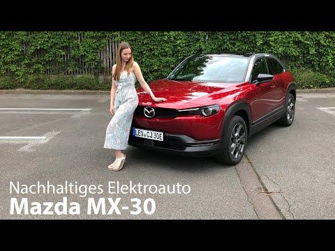 2020 Mazda MX-30 e-Skyactiv Test: rundum nachhaltiges Elektroauto - Autophorie
