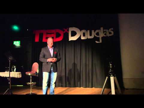 The Orbital Perspective | Ron Garan | TEDxDouglas