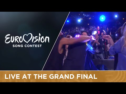 Ukraine wins the 2016 Eurovision Song Contest!