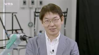横小路泰義 競技委員長×杉本雛乃