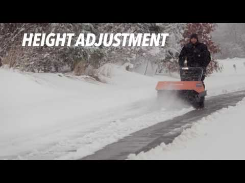 Ariens Power Brush 36 in Jasper, Indiana - Video 1