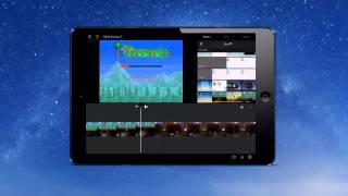 Как монтировать видео на iOS/iPad/iPhone