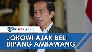 Warganet Heboh Jokowi Ajak Belanja Bipang Ambawang yang Ternyata Babi Panggang, Dikaitkan Lebaran