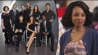 Private Practice Cast Interview: Anika Noni Rose on her Role as Corinne, Sam's (Taye Diggs) Sister