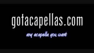 2pac - Are u still down ft. Jon b (Acapella)