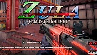 ZULA LATINO GAMEPLAY FAMOSO HIGHLIGHT