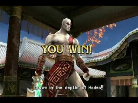 Видео № 1 из игры Soulcalibur: Broken Destiny [PSP]
