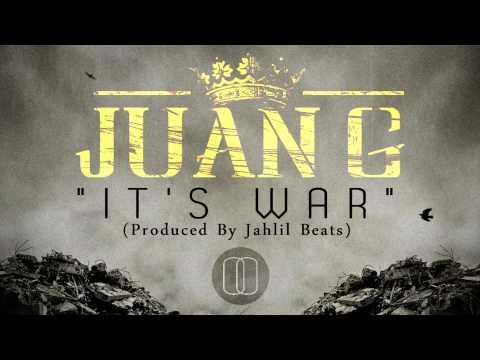 """""""It's War"""" - Juan G"""