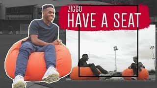Ziggo Have a Seat - Jurriën Timber: 'Als ik Brobbey was, zou ik iedereen opzij zetten'