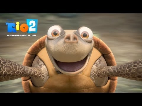 Rio 2 (Viral Clip 'Turtles Audition')